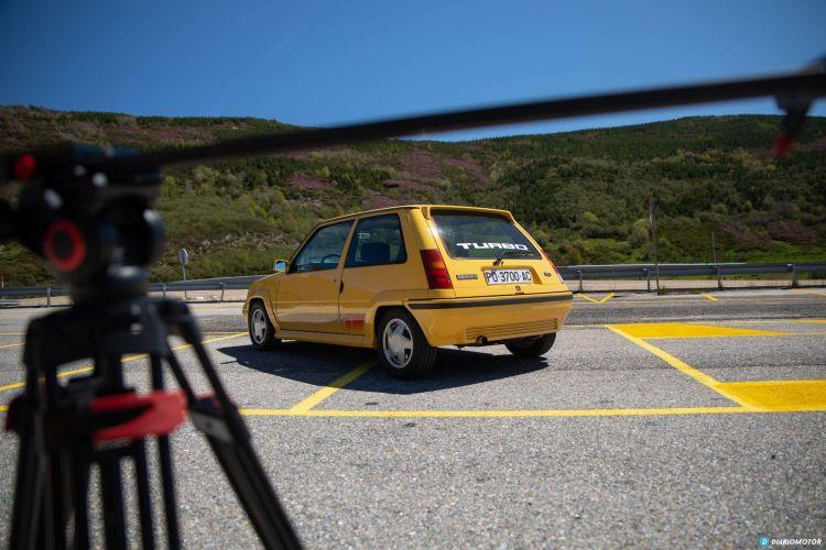 Renault 5 Gt Turbo 8 test