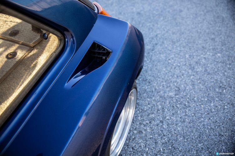 Prueba Renault 5 Turbo 2 14