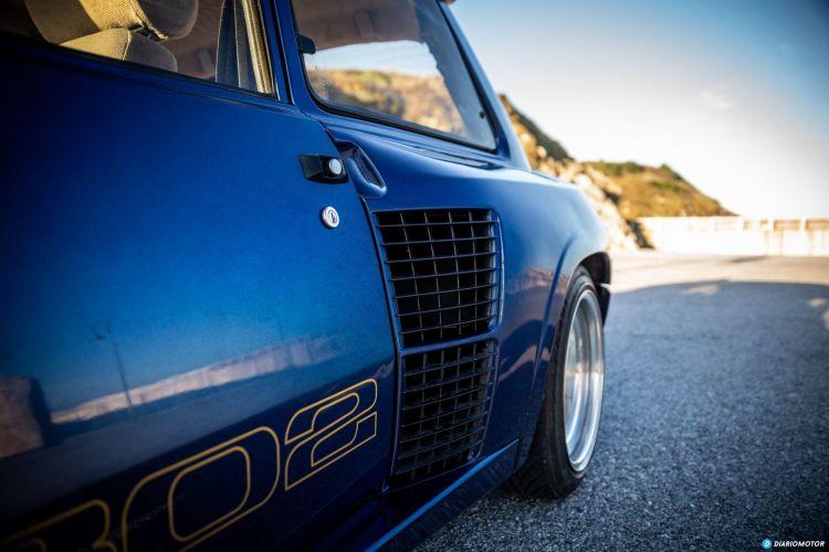 Prueba Renault 5 Turbo 2 15