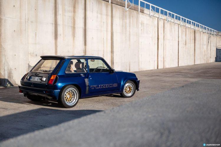 Prueba Renault 5 Turbo 2 22