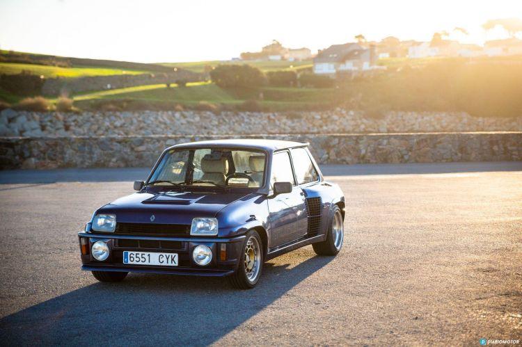 Prueba Renault 5 Turbo 2 4
