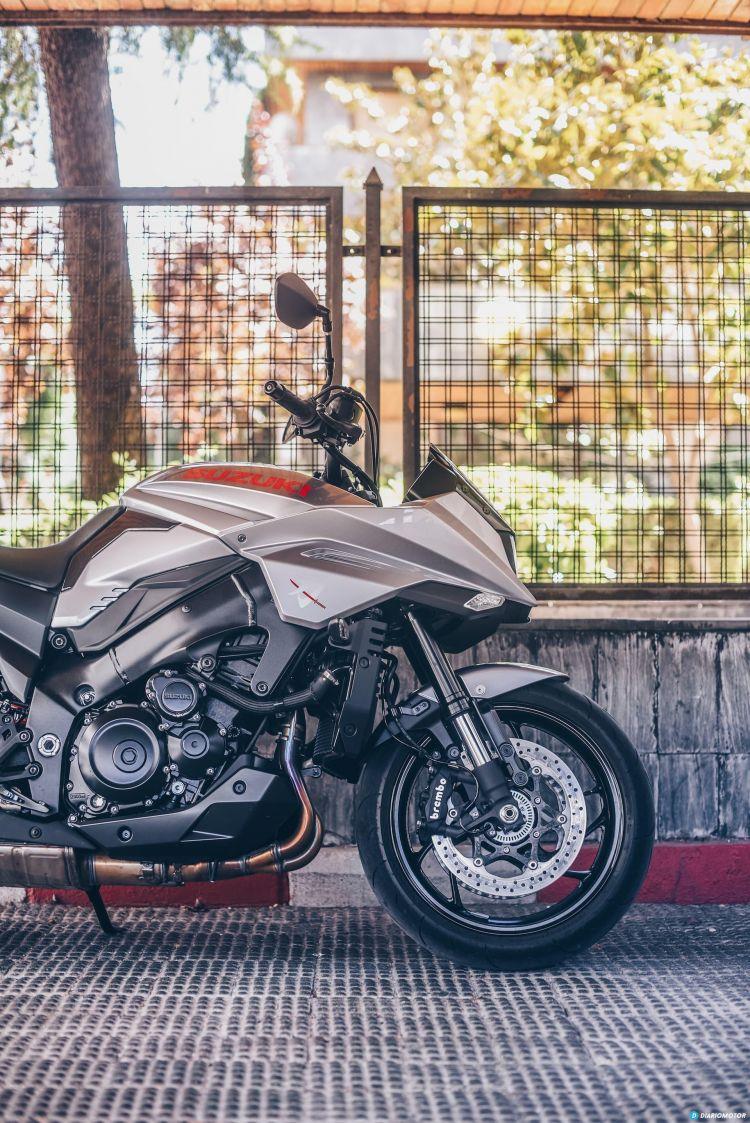 Prueba Suzuki Katana 28