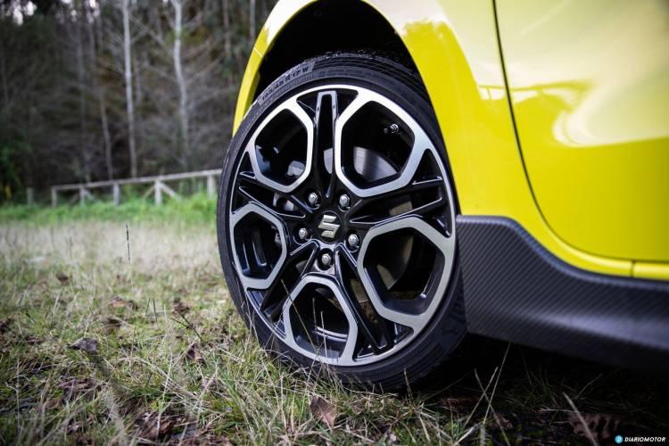 Prueba Suzuki Swift Sport 10