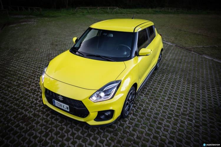 Prueba Suzuki Swift Sport 12
