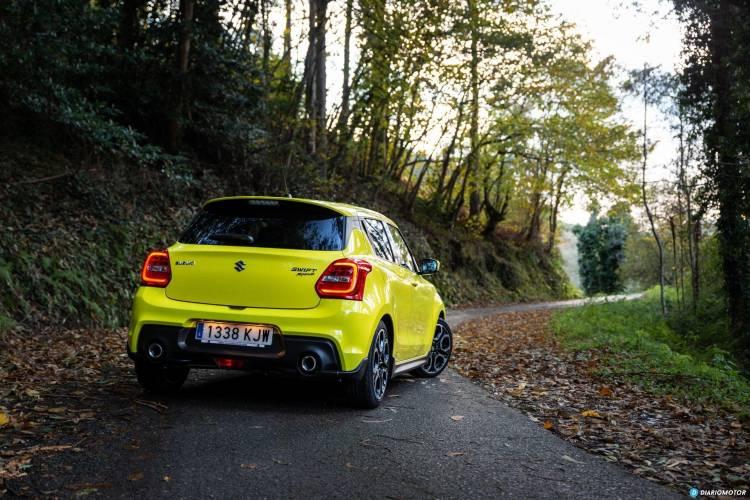 Prueba Suzuki Swift Sport 17