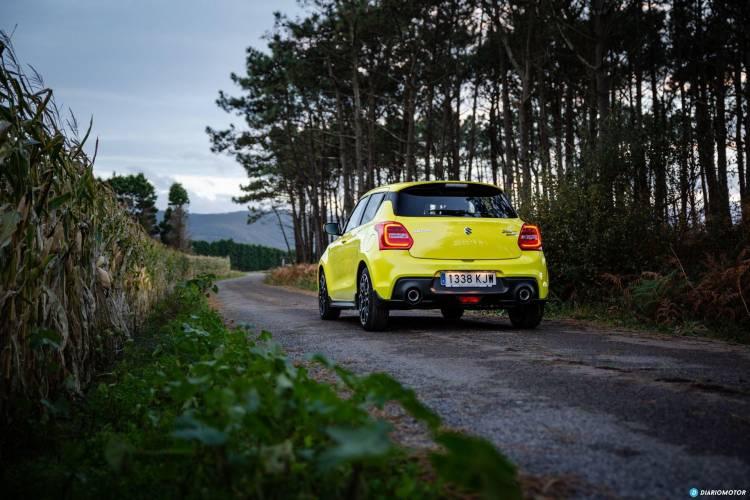 Prueba Suzuki Swift Sport 21