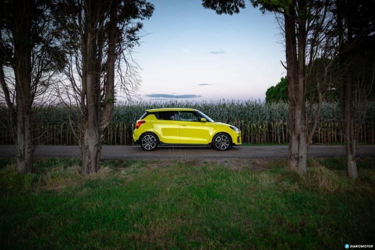 Prueba Suzuki Swift Sport 24