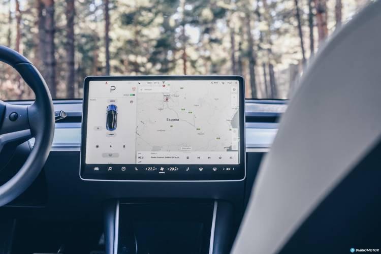 Prueba Tesla Model 3 Dm 4