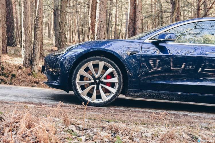 Prueba Tesla Model 3 Dm 6