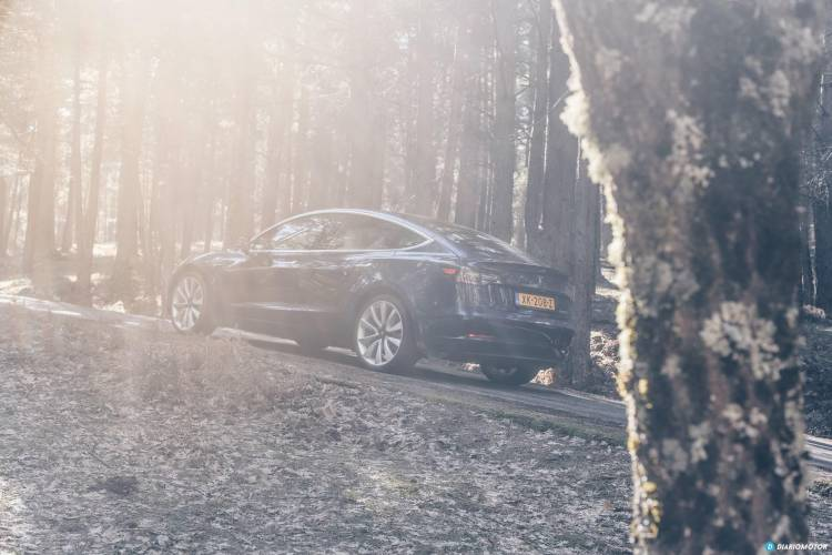 Prueba Tesla Model 3 Dm 7