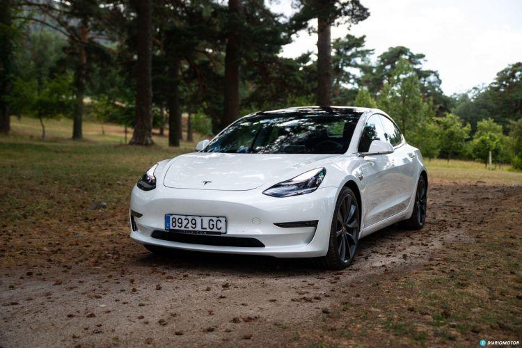 Prueba Tesla Model 3 Performance 2