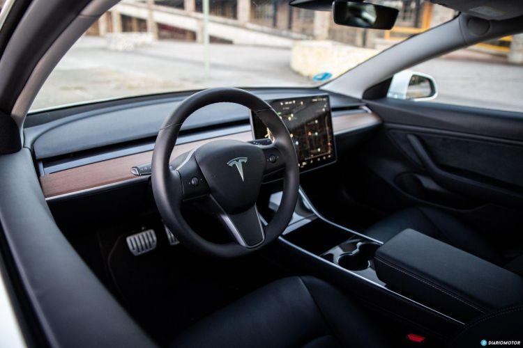 Prueba Tesla Model 3 Performance 28