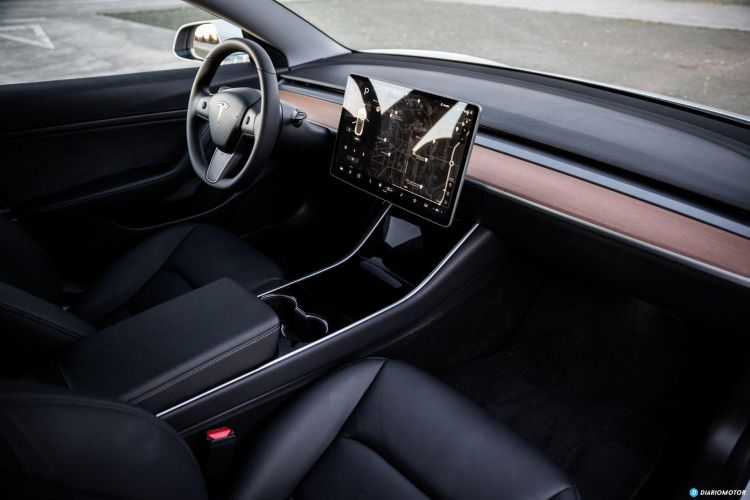 Tesla Model 3 Performance 30 test
