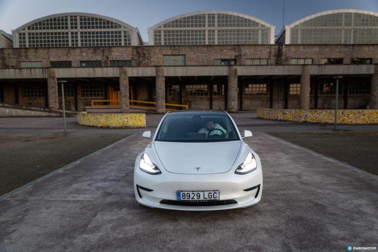 Prueba Tesla Model 3 Performance 35