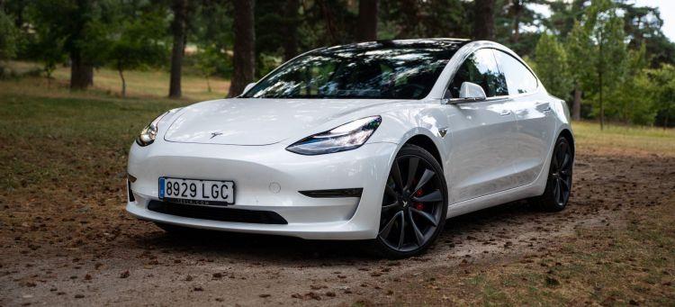 Prueba Tesla Model 3 Performance P