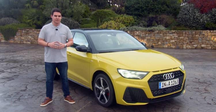 Prueba Video Audi A1 1118 01