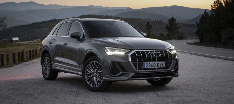 Prueba Video Audi Q3 2019