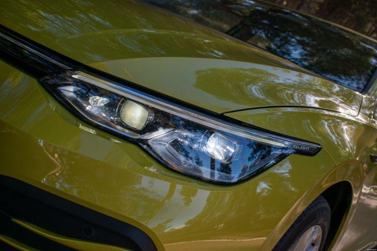 Prueba Volkswagen Golf 8 Etsi 14