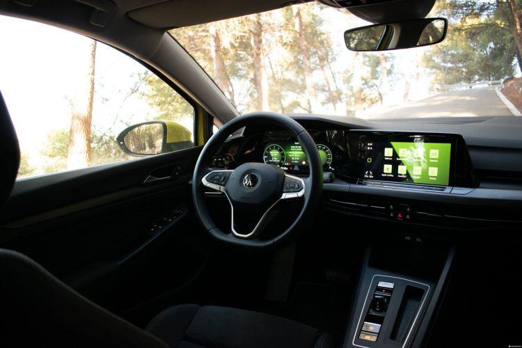 Prueba Volkswagen Golf 8 Etsi 21