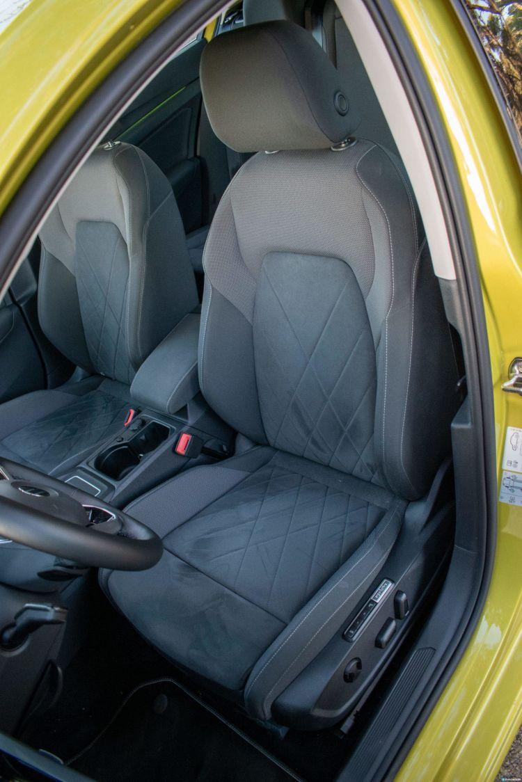Prueba Volkswagen Golf 8 Etsi 25