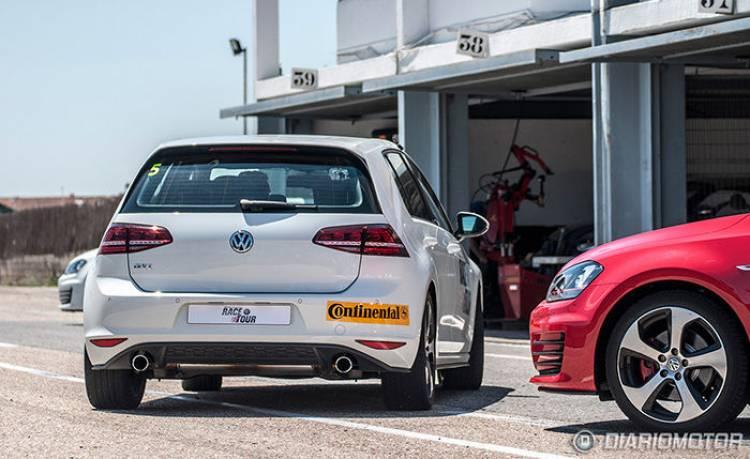 Volkswagen Golf R: primeras imágenes y detalles del Golf más picante