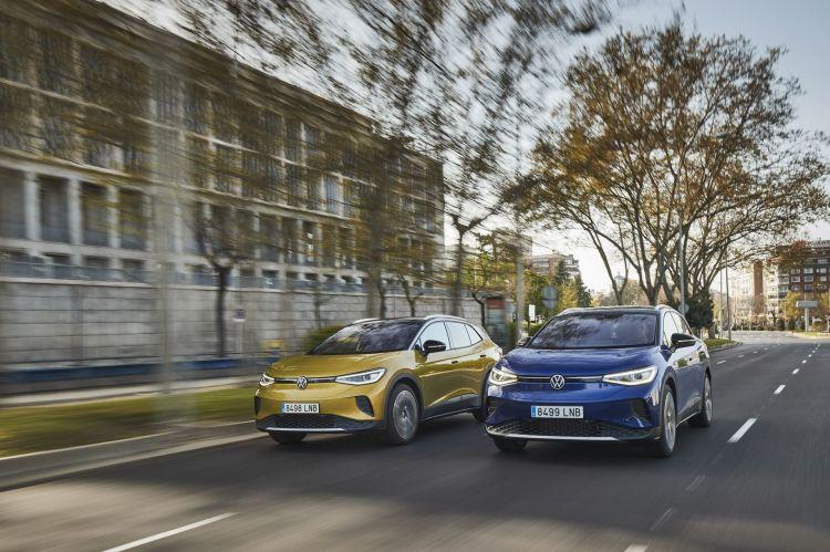 Prueba Volkswagen Id 4 2021 8