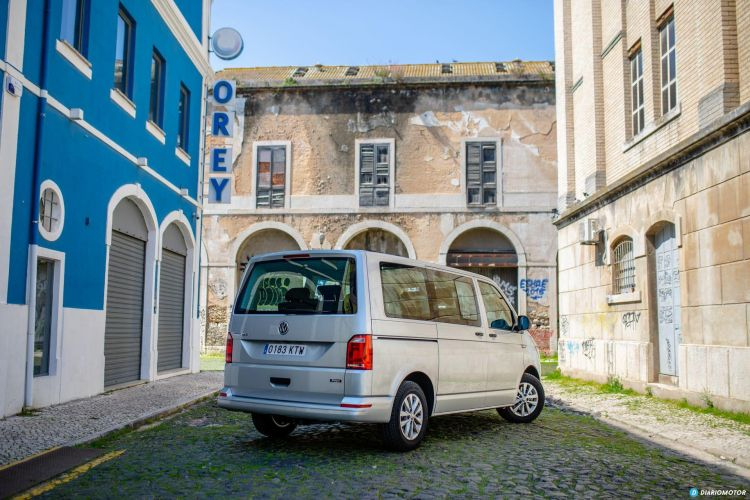 Prueba Volkswagen Multivan 15