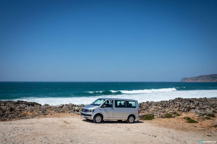 Prueba Volkswagen Multivan 19