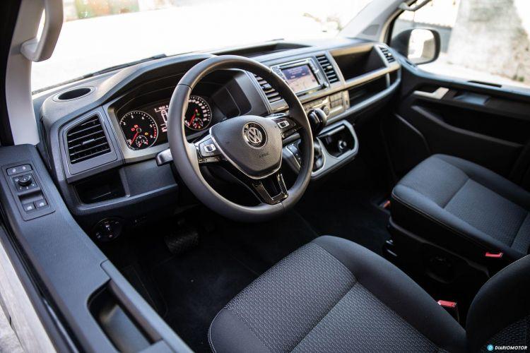 Prueba Volkswagen Multivan 32
