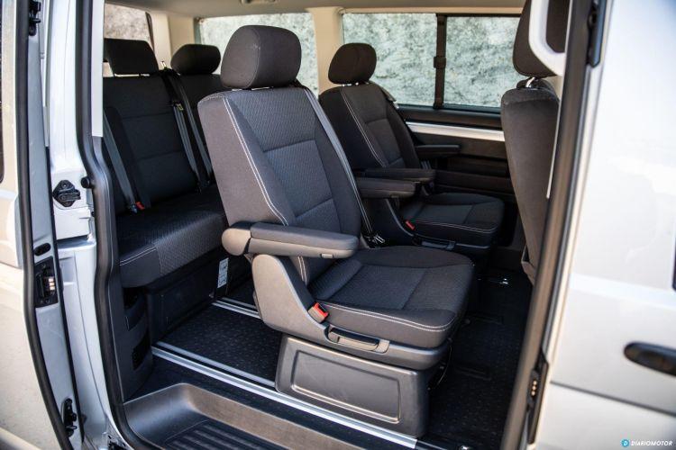 Prueba Volkswagen Multivan 33