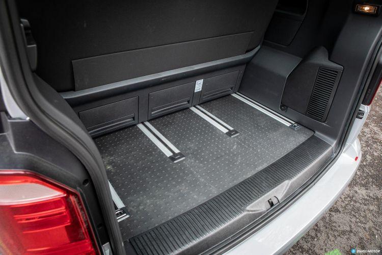 Prueba Volkswagen Multivan 48