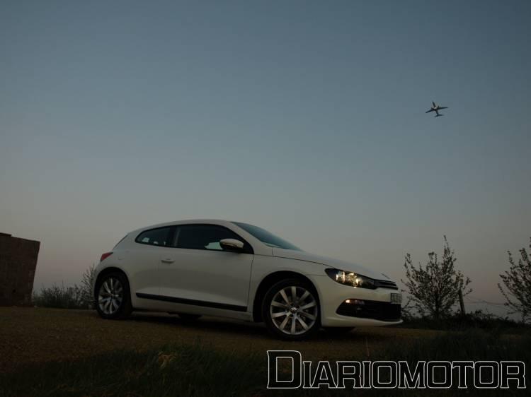 Fotos de la prueba del Volkswagen Scirocco 2.0 TDI