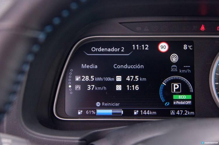Prueba Nissan Leaf 2018 22