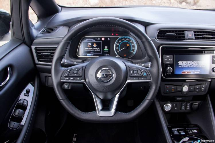 Prueba Nissan Leaf 2018 28