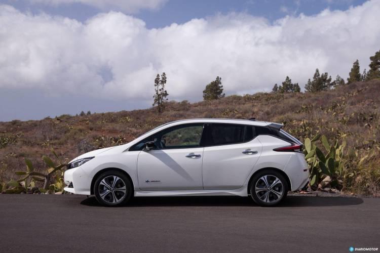 Prueba Nissan Leaf 2018 34
