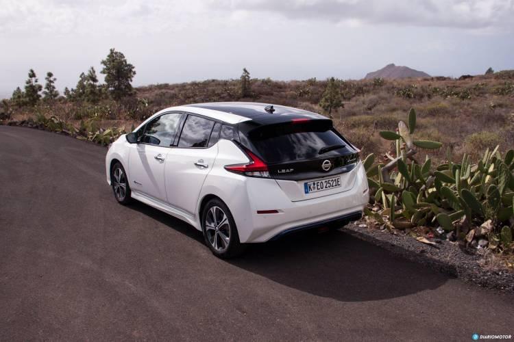 Prueba Nissan Leaf 2018 35