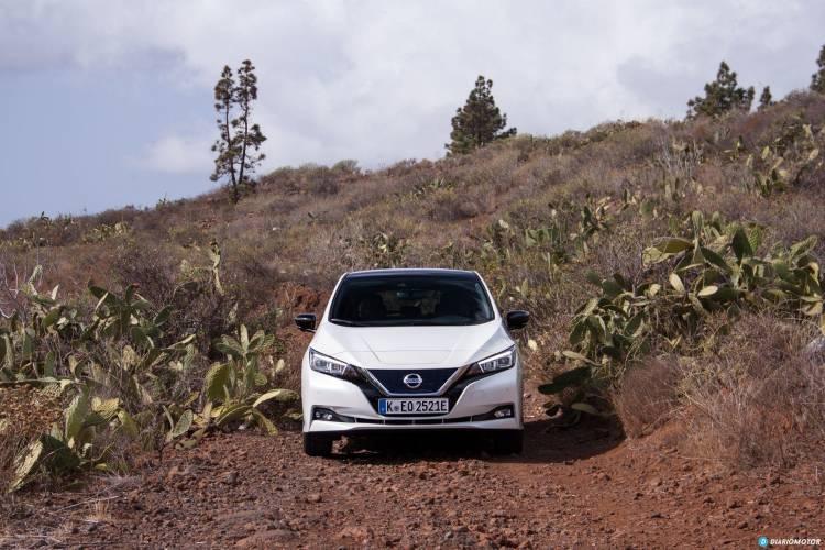 Prueba Nissan Leaf 2018 38