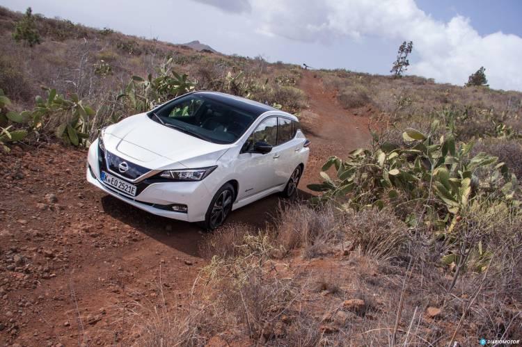 Prueba Nissan Leaf 2018 39