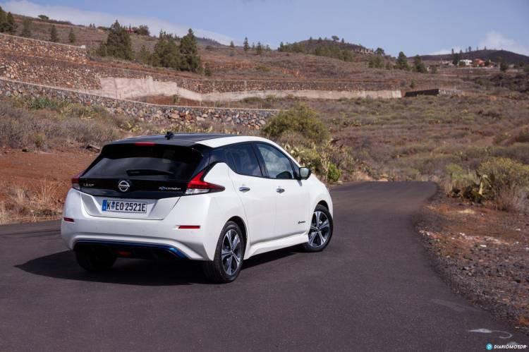 Prueba Nissan Leaf 2018 42