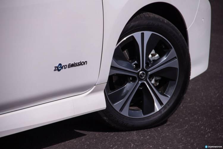 Prueba Nissan Leaf 2018 43
