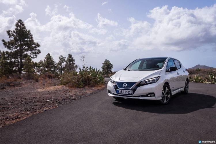 Prueba Nissan Leaf 2018 45