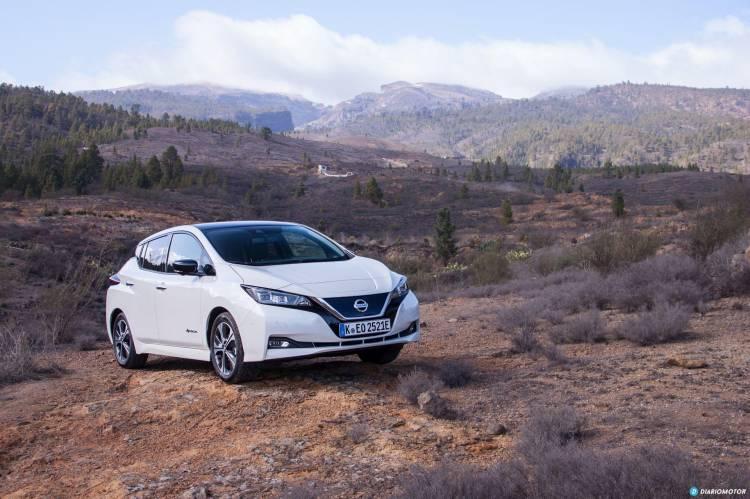 Prueba Nissan Leaf 2018 47