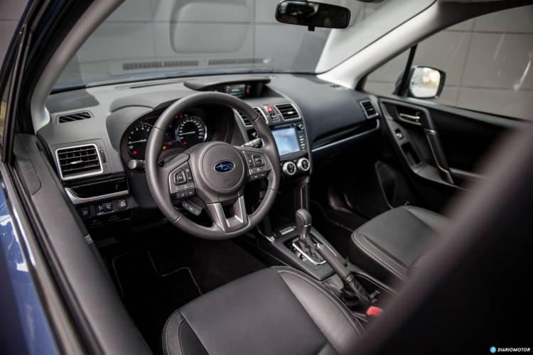 Prueba Subaru Forester 18