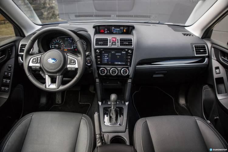 Prueba Subaru Forester 19