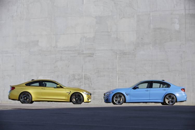 BMW M3 y M4