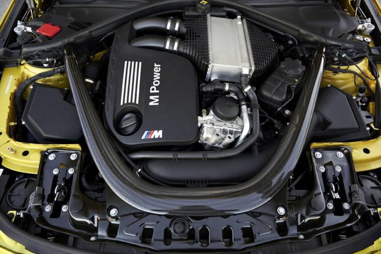 Motor BMW M4 coupé