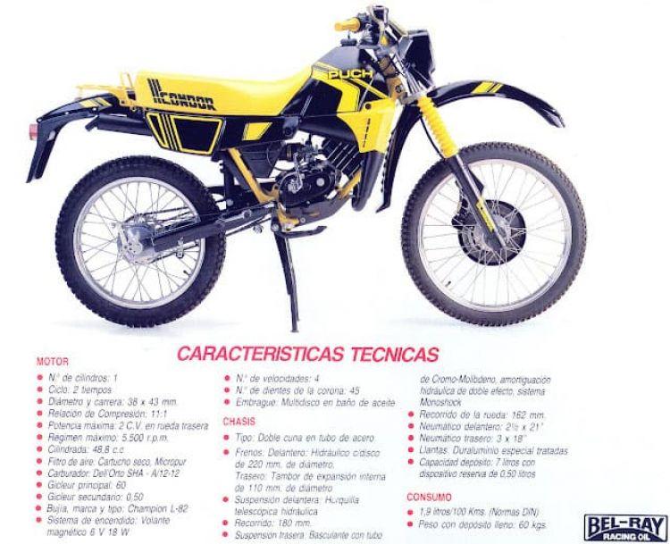 Puch Condor Iii C002