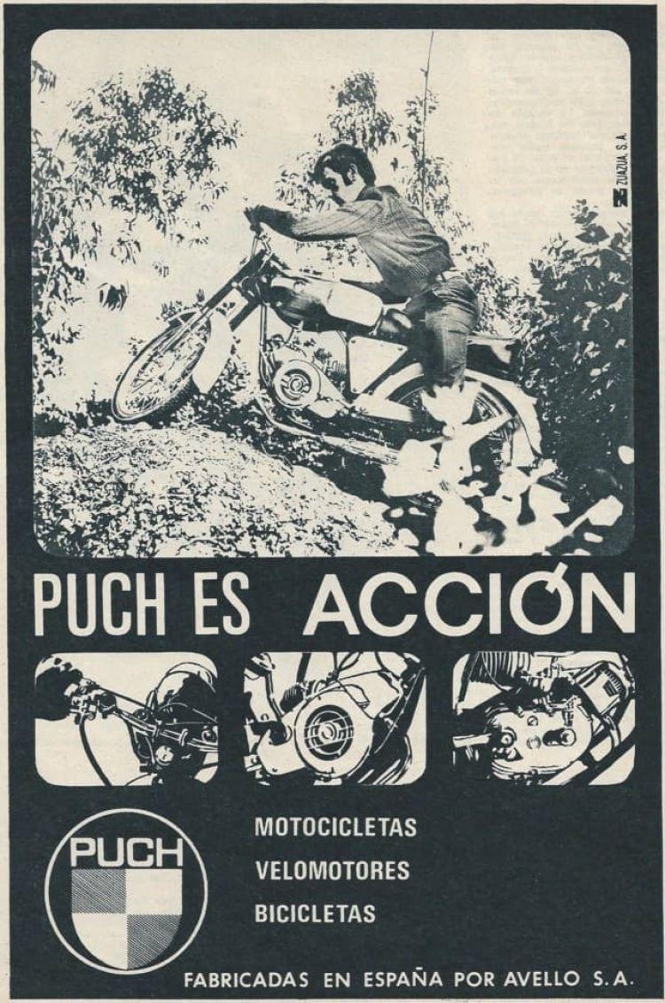 Puch Espana