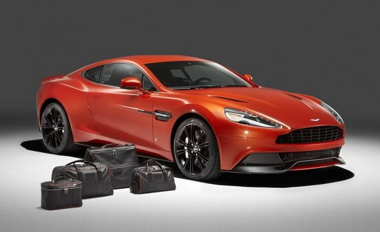 Q by Aston Martin Vanquish Coupé