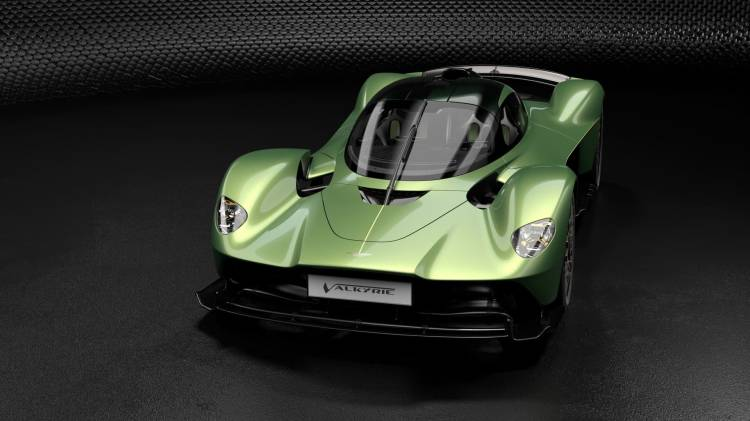 Q By Aston Martin Designer Specification Mantis 1